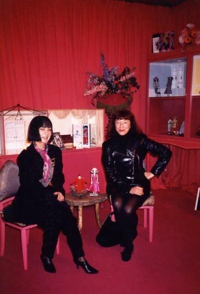 Bettina Graziani and Sumiko.jpg